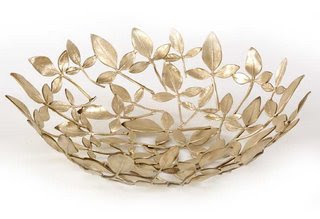A bael leaf bowl - Mann-made design