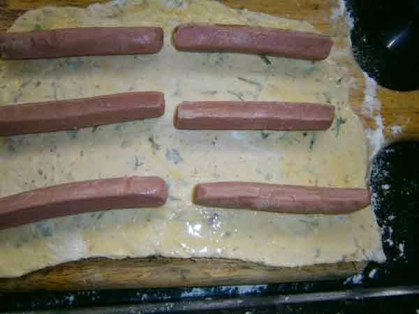 breakfast -sausage rolls, weekend baking