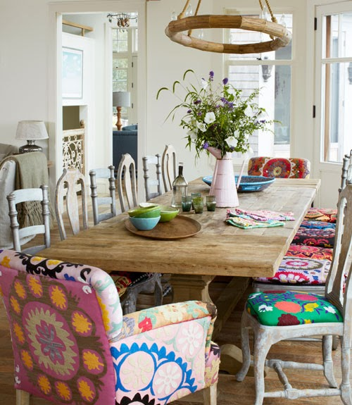 home country dining chairs suzani