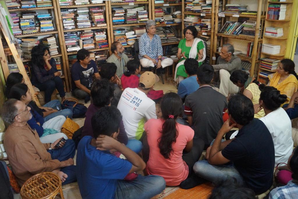 Authors Gouri Dange and Shobha Bondre
